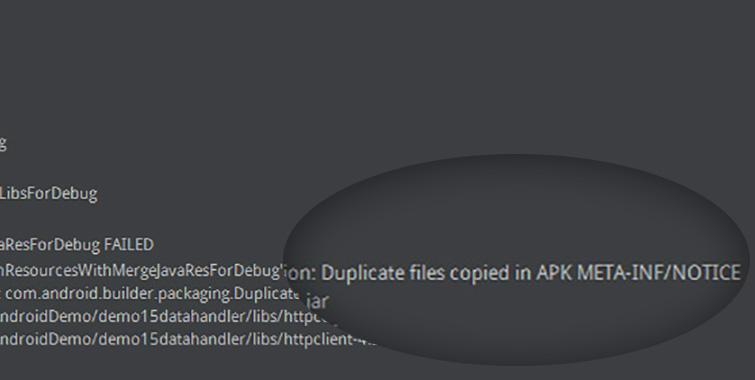 DuplicateFileException-Duplicate-Files-APK-META-INF
