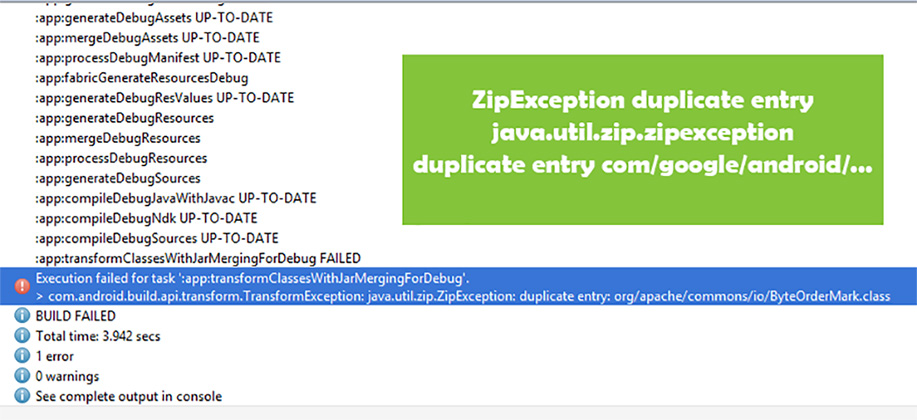 ZipException-Duplicate-Entry-Android-Studio