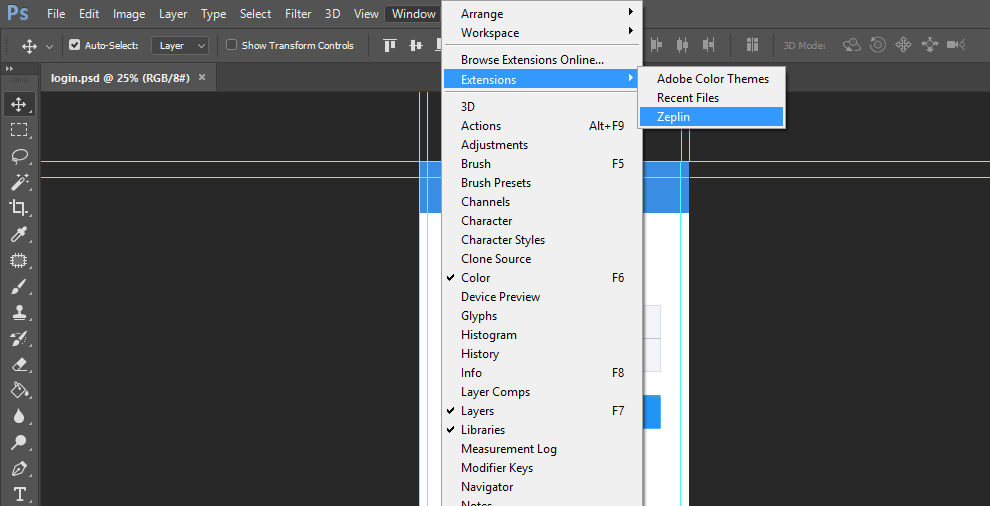 Moving Layout from Zeplin to Android Studio